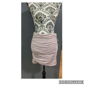 Free People mauve Mini Skirt